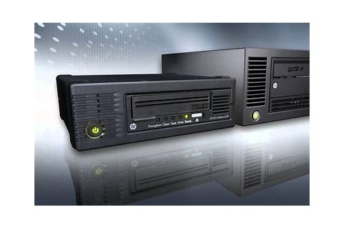 hp lto 6 baixar do drive specifications