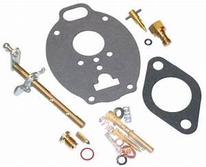 Abc215 - Basic Carburetor Repair Kit  Marvel Schebler  - Ford N Tractor Parts