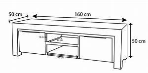 Meuble Tv En Hauteur : meuble tv dimension meuble de salon tv objets decoration ~ Teatrodelosmanantiales.com Idées de Décoration