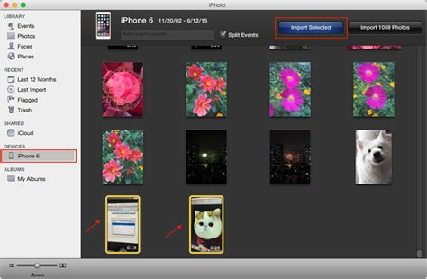 import photos from iphone to mac 2 ways to import from iphone to mac macbook imac