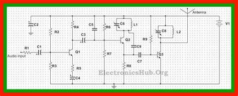 Transmitter Circuit Eeweb Community