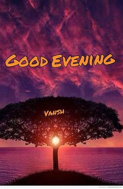 Evening Desicomments Goodevening