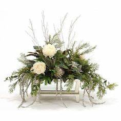 1000 images about Holiday floral arrangements on