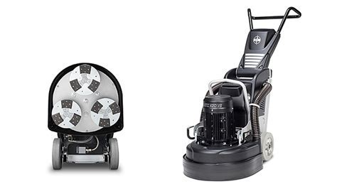 HTC 420 VS   a small and durable grinding machine