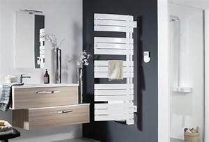 Seche Serviette Atlantic Nefertiti : radiateurs design chauffage ~ Premium-room.com Idées de Décoration