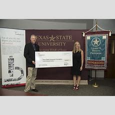 Student Awards  Clinical Laboratory Science Program  Texas State University