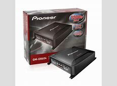 Pioneer Gm D8604 Review 2
