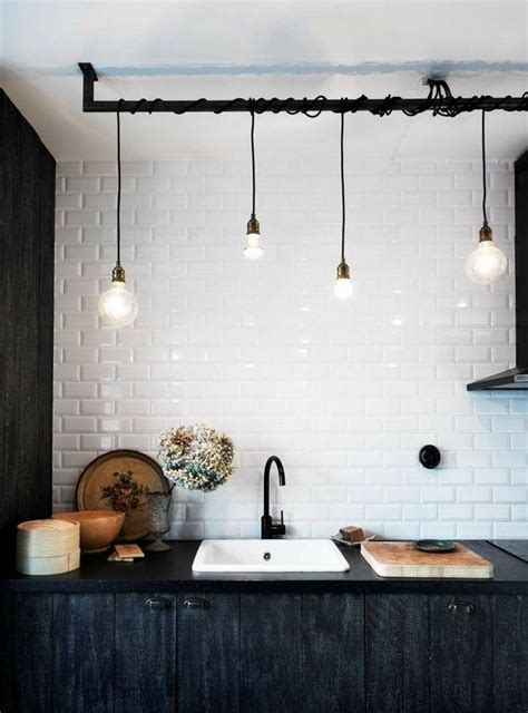 industrial kitchen lights 20 cool basement lighting ideas unfinished basement 1845
