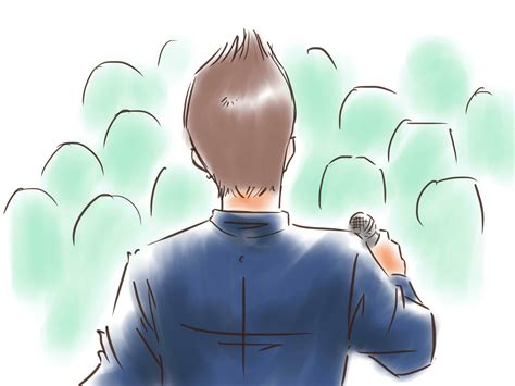 3 Ways To Select A Topic For A Speech Wikihow