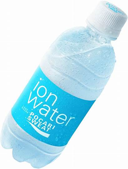 Water Ion Sweat Pocari Hydrated Keep Transparent