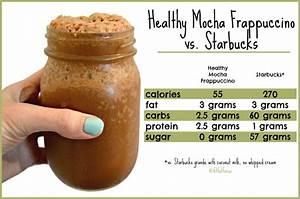 Java Chip Frap Light Starbucks Mocha Frappuccino Light Calories
