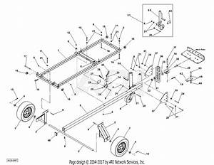 Dr Power Commercial Llv Parts Diagram For Trailer Assy  Sn