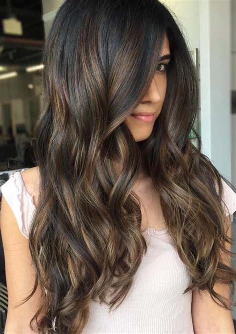 Hair Colour Ideas For Brown Hair by 55 Chocolate Brown Hair Color Ideas For 2018