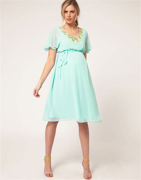 Beautiful Maternity Dresses For Babyshower Godfather