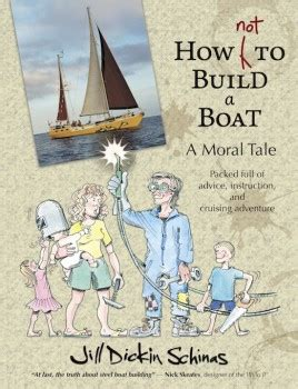 How Not To Build A Boat how not to build a boat yacht mollymawk