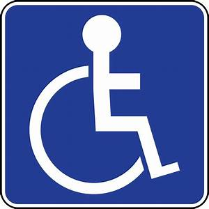 Handicap parking signs printable clipartsco for Handicap template
