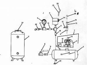 Speedaire 5z017b Air Compressor Parts