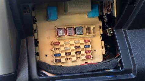 Mirror 2009 Scion Xb Fuse Diagram by 2006 Scion Tc Interior Fuse Box Skill Floor Interior