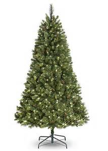 buy pre lit stratton pine artificial christmas tree delivery by waitrose garden in association