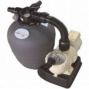 Pompe Piscine Intex 6m3 : kit de filtration platine poolstyle 11m3 h achat vente pompe filtration kit platine ~ Mglfilm.com Idées de Décoration