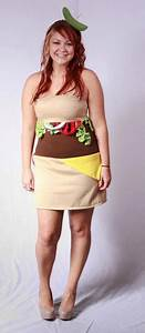 cheeseburger dress Cheeseburger Costume for Women dress