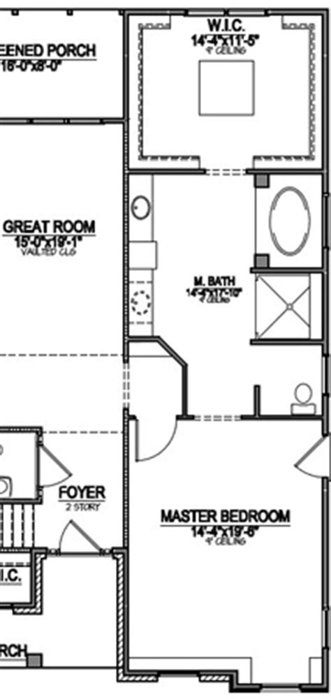 master bedroom plans with bath custom home building and design blog home building tips 19153   duganmasterbedroom