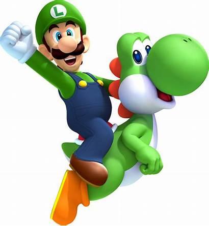 Luigi Mario Super Nintendo Yoshi Pennlive Aside