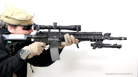 Mk12 Mod.0 Custom Gbb Rifle