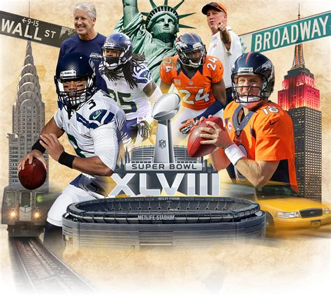 48 Reasons Were Psyched About Super Bowl Xlviii Nfl