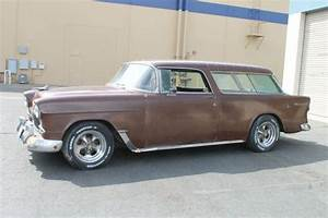 1955 Chevy Nomad Project Html