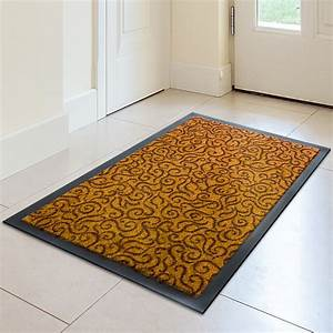 tapis d39entree interieur brasil performance et design With tapis d entrée design