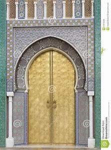 Portas Türen Preise : orientalische t ren in marokko lizenzfreies stockbild ~ Lizthompson.info Haus und Dekorationen