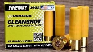 Huntego Cleanshot 20 Gauge Bore Cleaner Ammunition