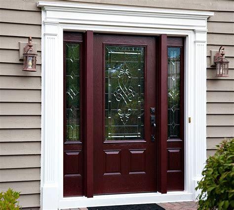 fiberglass front entry door reviews