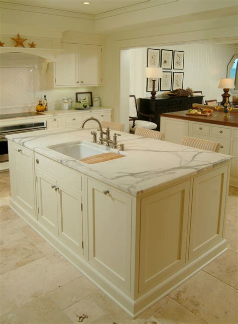 Luxury Kitchen Island Without Seating  Gl Kitchen Design