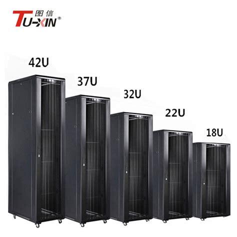 full size computer mm server rack data center floor standing comms cabinet