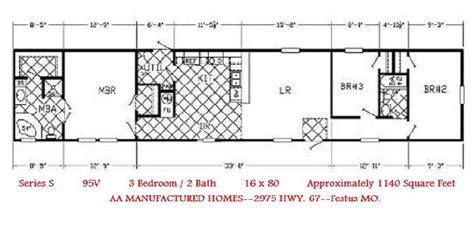 2 bedroom 1 bath mobile home floor plans single wide trailer home floor plans modern modular home