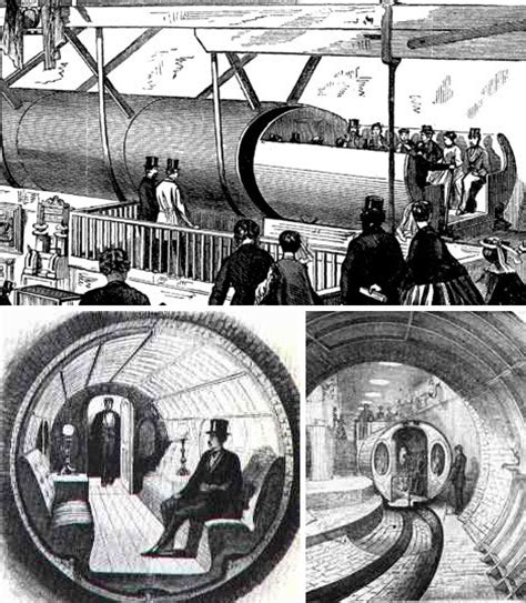Series Of Tubes Pneumatic Tube Networks Then & Now Urbanist