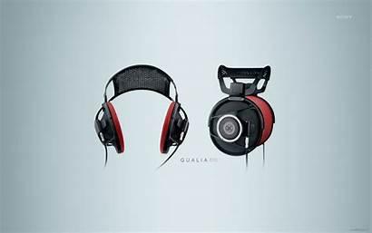 Headphones Sony Headphone Background Qualia Wallpapers Ifrah