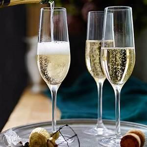 Flute A Champagne : williams sonoma open kitchen champagne flutes set of 4 williams sonoma ~ Teatrodelosmanantiales.com Idées de Décoration