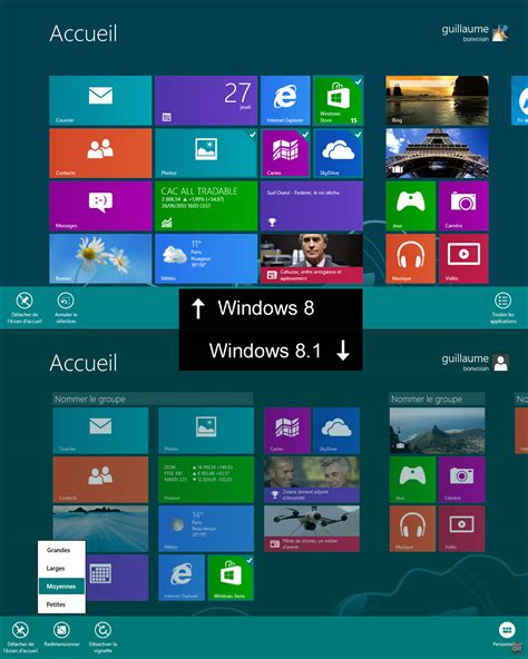 windows 8 icone bureau comment afficher l icone bureau windows 8
