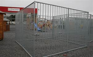 dog runs steel dog run insulated kennels fine framers With steel dog kennels and runs