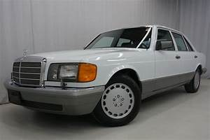 No Reserve  1987 Mercedes