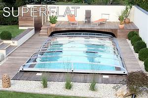 Pool Mit überdachung : superflat schwimmbecken berdachung pool berdachung ~ Michelbontemps.com Haus und Dekorationen