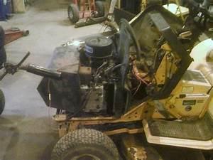 Cub Cadet 1541 - Cub Cadet Tractor Forum