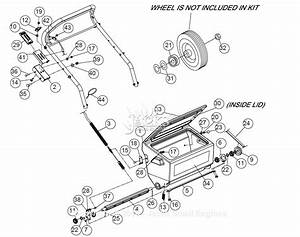 Billy Goat Pr550h Parts Diagram For Seeder Box Kit