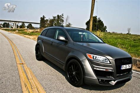 Sr Auto Deploys Audi R8 Militar And Audi Q7 Panzerjager