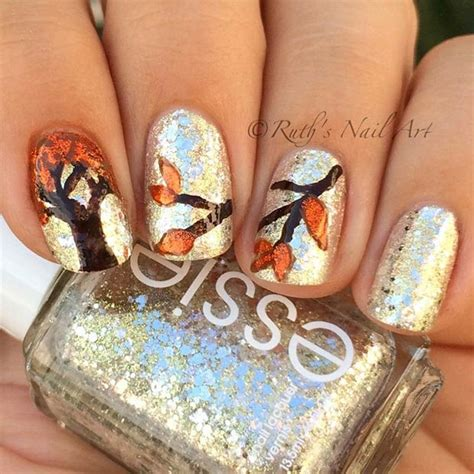 nail designs fall 35 cool nail designs to try this fall stayglam