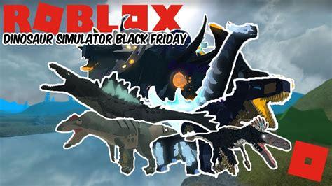 roblox dinosaur simulator black friday bf