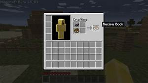 Recipe Book Mod For Minecraft 1.6.2/1.5.2